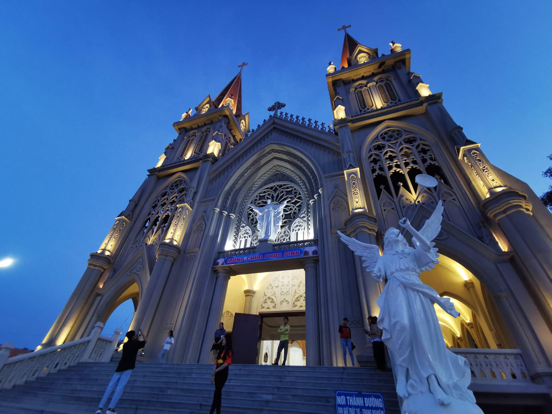 Nhà thờ vườn ngô