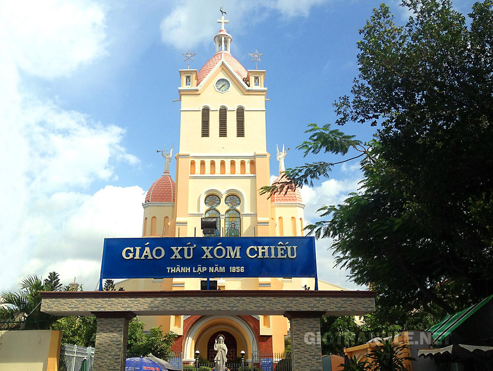 Nhà thờ Xóm Chiếu
