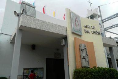 Nhà thờ ba thôn