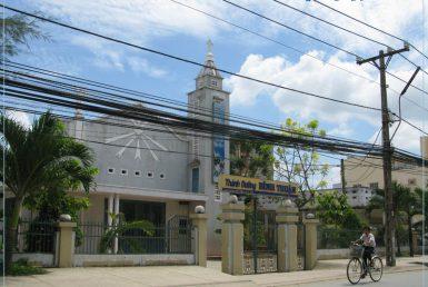 Nhà thờ bình thuận quận 8