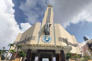 Nhà thờ nam hoà tphcm