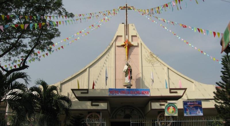 Nhà thờ nhân hoà