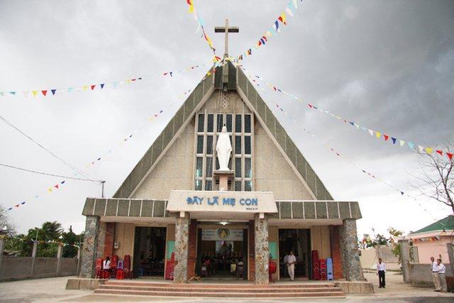 Nhà thờ ninh phát tphcm