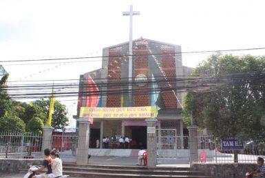 nhà thờ tam hà