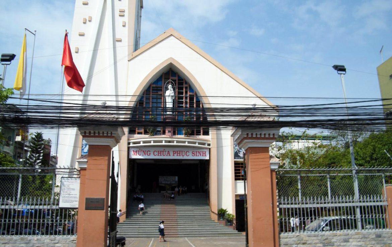 Nhà Thờ Tân Sa Châu