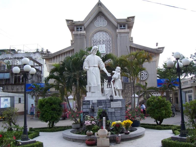 Nhà thờ thánh nguyễn duy khang