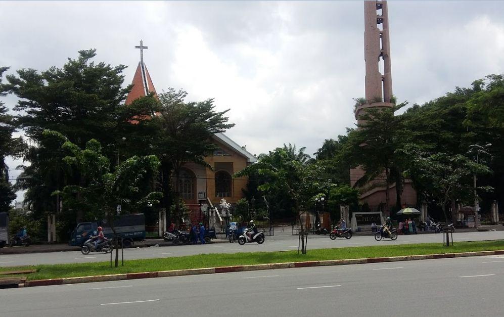 Nhà thờ thánh phaolo bình tân