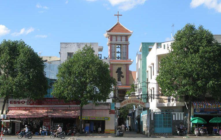 Nhà thờ vinh sơn 3