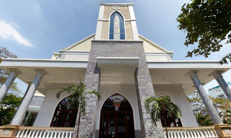 Nhà thờ đồng tiến