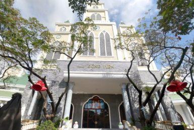 Nhà thờ đồng tiến tphcm