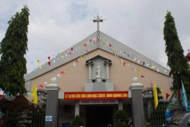 Nhà thờ nam hưng quận 12