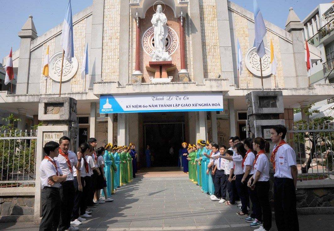 Nhà thờ Nghĩa Hoà