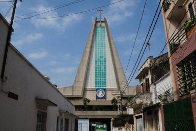 Nhà thờ phát diệm phú nhuận tphcm