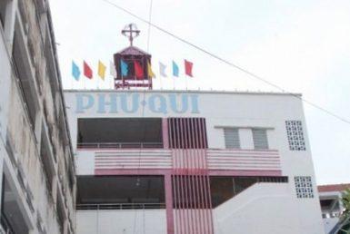 Nhà thờ phú quý tphcm
