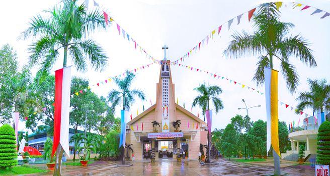 Nhà thờ phú thọ hoà