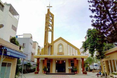 Nhà thờ tân dân