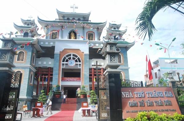 Nhà thờ tân thái sơn
