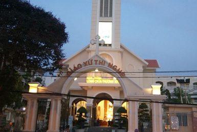 Nhà thờ thị nghè