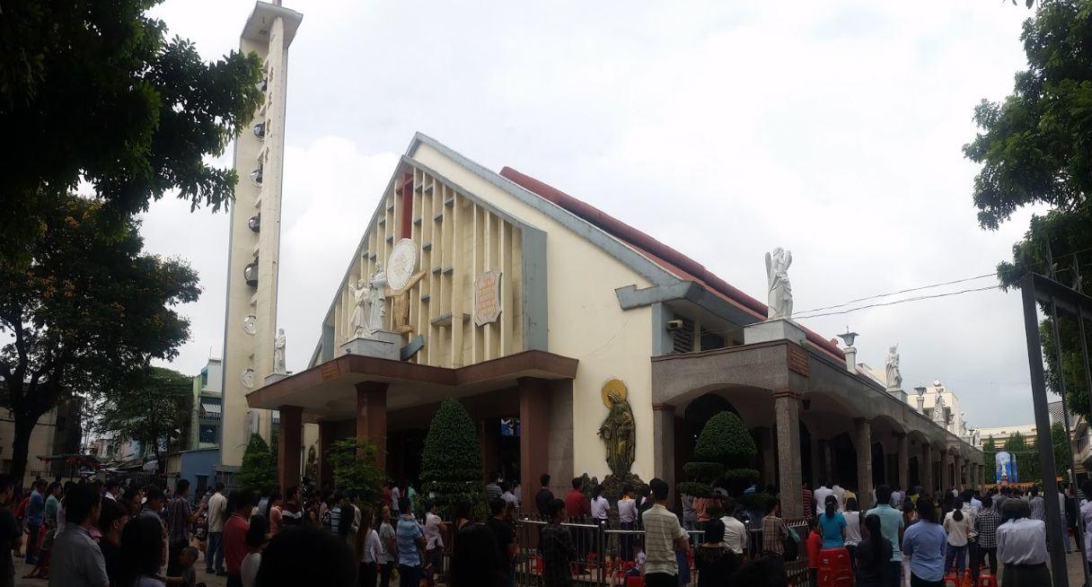 Nhà thờ trung chánh