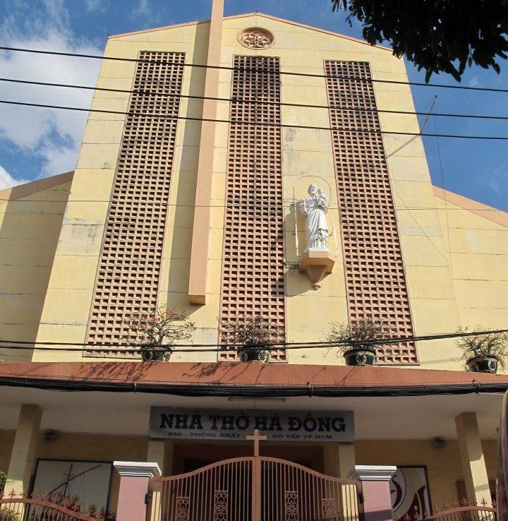 Nhà thờ Hà Đông Gò Vấp