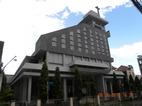 Nhà thờ trung bắc
