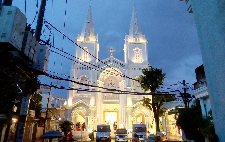 Nhà thờ giáo xứ bắc dũng