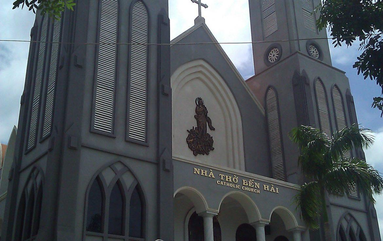Nhà thờ bến hải