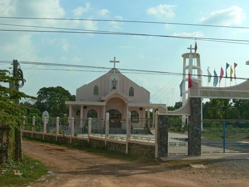 Nhà thờ Giáo xứ Bình Nguyên