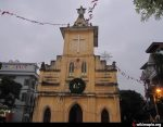 nhà thờ giáo xứ cổ nhuế