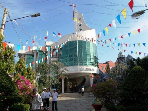 Nhà thờ giáo xứ lam sơn gò vấp
