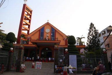 Nhà thờ lạng sơn gò vấp