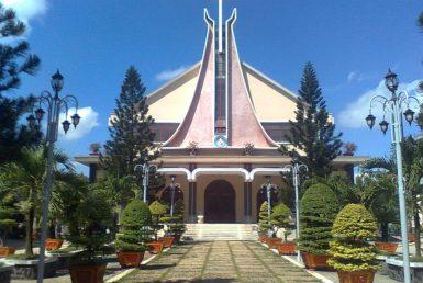 Nhà thờ thái bình gò vấp tphcm
