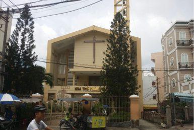 Nhà thờ thăng long