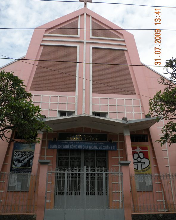 Nhà thờ thánh giuse gò vấp