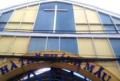 nhà thờ thánh mẫu tân bình tphcm