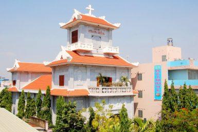 Nhà thờ vĩnh hoà tphcm