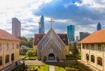Dòng Mến Thánh giá và Nhà thờ Thủ Thiêm không bị giải tỏa